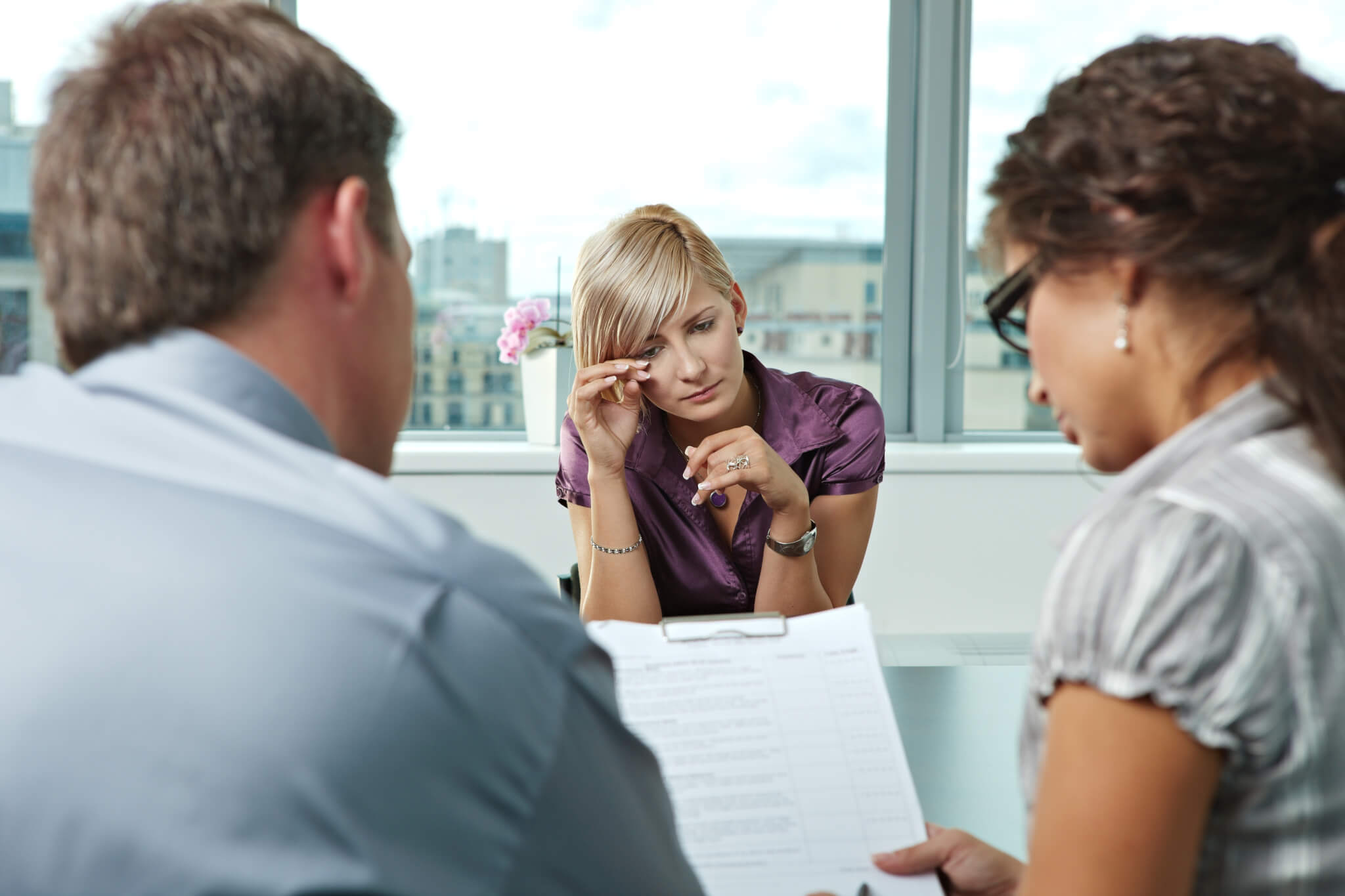 Top ten ways to mess up your nanny interview!