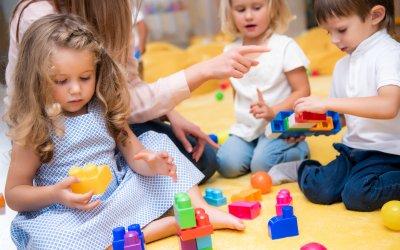 Home-based childcare: childminder