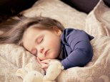 child sleeping blog childcare