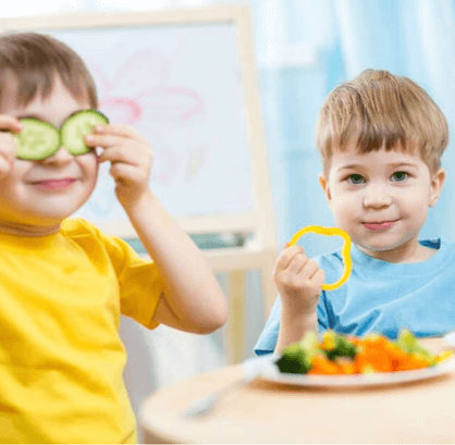 Child Nutrition and Healthy Eating