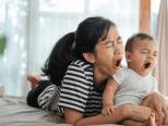 Overtiredness in children