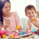 Ideas for a children's Easter 'crafternoon'